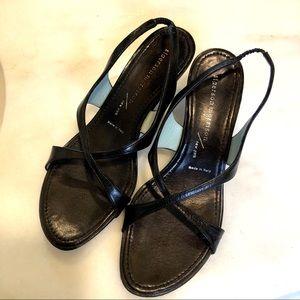 Vintage Sigerson Morrison Strappy Heels 🖤